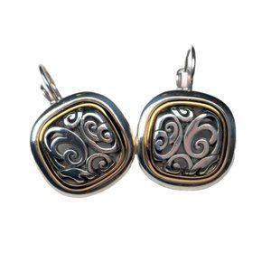 Brighton Spin Master Leverback Earrings